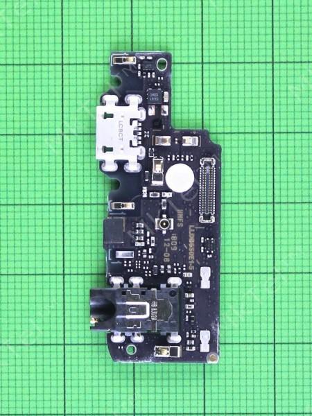 Плата разъема USB Xiaomi Redmi Note 5, Оригинал
