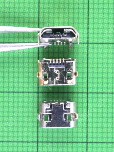 Разъем USB Huawei Y6II (CAM-L21) orig-china
