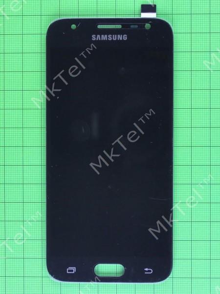 Дисплей Samsung Galaxy J3 2017 J330 с сенсором, черный copyAAA
