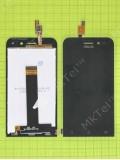 Дисплей Asus Zenfone Go ZB452KG с сенсором, черный orig-china