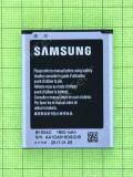 Аккумулятор B150AE,B150AC Samsung Galaxy Star Advance G350E 1800mAh, copyAAA (реально 1200mah)