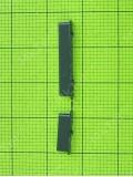 Клавиша громкости Nomi i5011 Evo M1, черный Оригинал