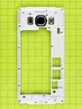 Задняя панель Samsung Galaxy J5 2016 J510, черный orig-china