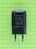Зарядка USB 1A Nomi i5070 Iron-X, черный Оригинал
