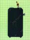 Дисплей Blackview BV6000 с сенсором, черный copyAA