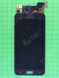 Дисплей Samsung Galaxy J5 J500H с сенсором, TFT матрица с регулировкой, черный copyAAA