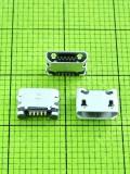 Разъем USB FLY IQ4411 Quad Energie 2 5pin, orig-china
