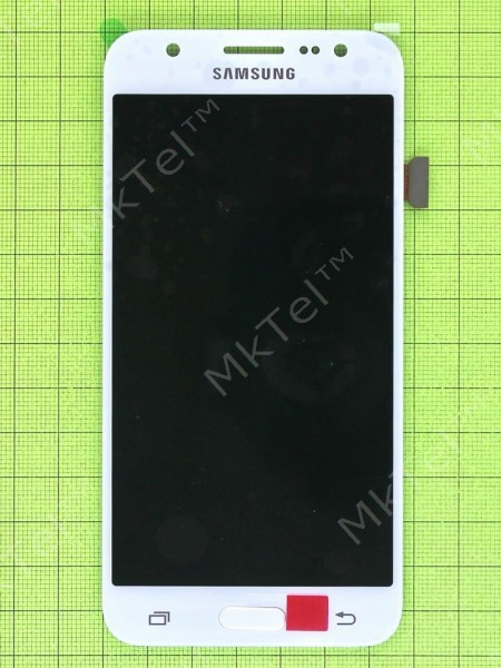 Дисплей Samsung Galaxy J5 SM-J500H с сенсором TFT матрица с регулировкой, белый copyAAA
