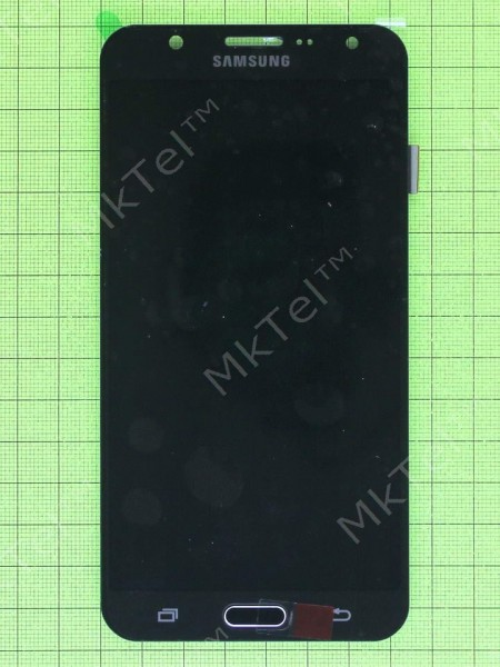 Дисплей Samsung Galaxy J7 J700H с сенсором TFT матрица, черный copyAAA