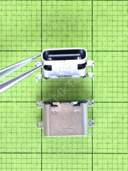 Разъем USB Type-C Nomi C070030 Corsa3 LTE 7'', Оригинал