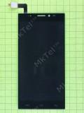 Дисплей Doogee F5 с сенсором, черный copyAA