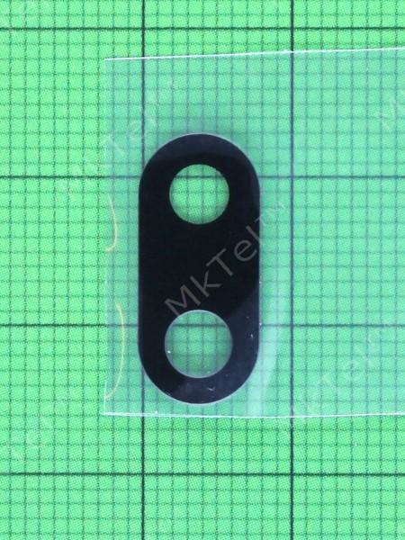 Стекло камеры Xiaomi Redmi 6A, черный, Оригинал