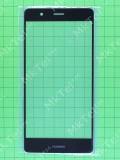 Стекло сенсора Huawei P9 Lite, черный copyAA