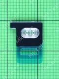 Стекло вспышки Xiaomi Mi Mix 2 Full Ceramic черный Оригинал