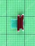 Клавиша включения Xiaomi Mi 8 Pro, красный Оригинал
