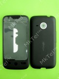 Корпус HTC Nexus One CDMA version, черный orig-china