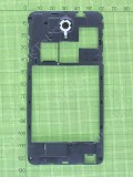 Задняя панель FLY IQ4415 Quad Era Style 3, черный, Оригинал #5846009918