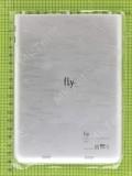 Задняя крышка FLY Flylife Connect 7.85 3G Slim, серебристый, Оригинал #1805031220
