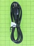 Кабель USB Nomi i280, черный Оригинал
