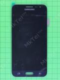 Дисплей Samsung Galaxy J3 SM-J320 с сенсором TFT с регулировкой, черный copyAAA