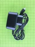 Зарядка USB 0,5A Nomi i282 с шнуром, черный Оригинал