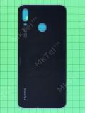 Задняя крышка Huawei P20 Lite, черный orig-china