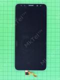 Дисплей Huawei Mate 10 Lite (RNE-L21) с сенсором, черный copyAA