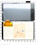 Дисплей HTC HD7 T9292 с сенсором, self-welded