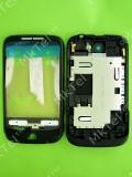 Корпус HTC Wildfire A3333 в сборе, HTC version, черный orig-china