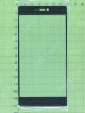 Стекло сенсора Huawei P8, черный copyAA