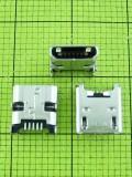 Разъем USB Asus Fonepad 7 FE170 5pin, orig-china