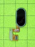 Кнопка Home Meizu M3 Note с шлейфом, черный orig-china