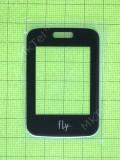 Стекло дисплея Fly FF177, черный, Оригинал #V18C-F177-1091-100
