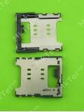 Держатель SIM карты iPhone 3GS, внутренний, orig-china
